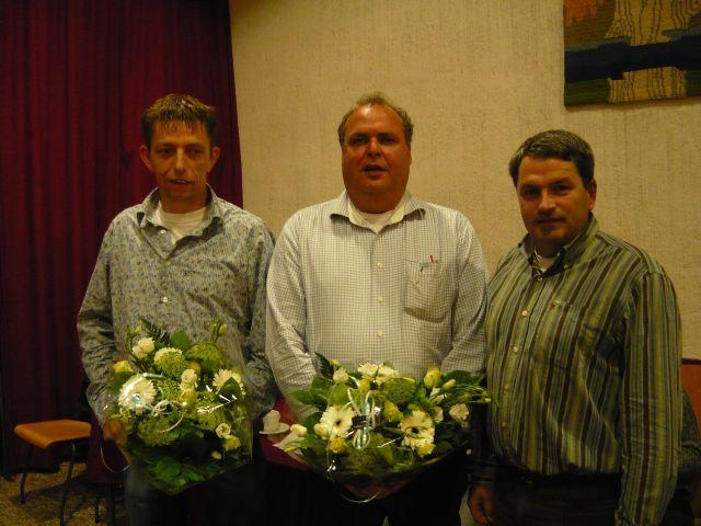 Gouden IJsvogel voor oprichters EK/WK-comité
