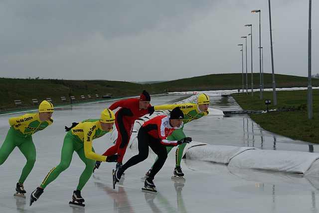 Extra schaatsmarathon op FlevOnice