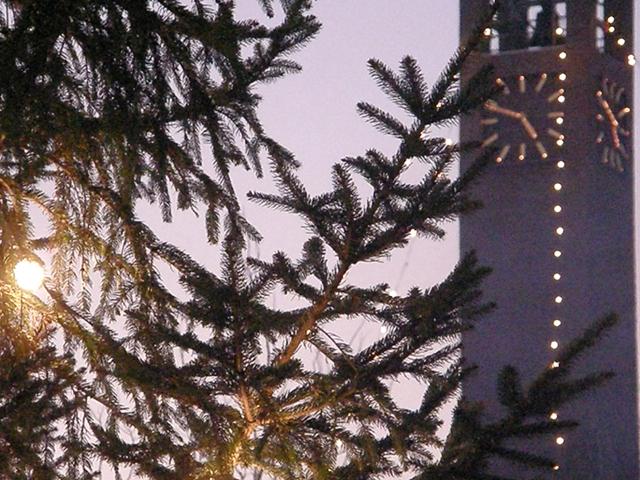 Torenverlichting een mooie traditie