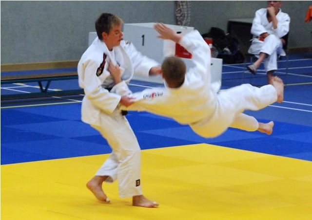 Judo Toernooi in Markelo