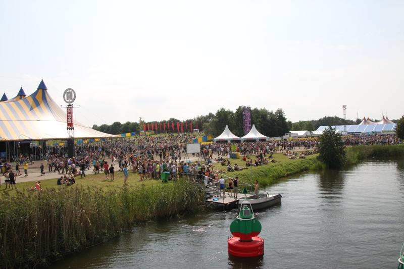 Politie Flevoland: Lowlands 2011 met een goed gevoel afgesloten