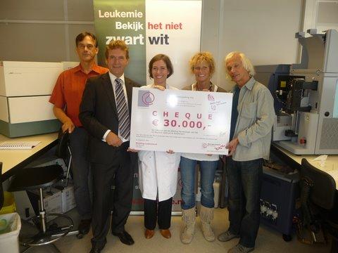 Ria's Run opnieuw voor Stichting Leukemie