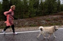 Van Finland naar Noorwegen