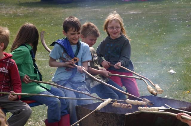 Scouting Fundays bij Walibi Holland