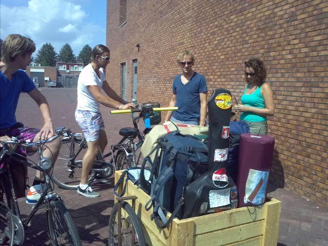 Eerste Ronde van Lowlands